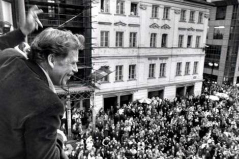 02d Vaclav Havel, último presidente de Checoslovaquia