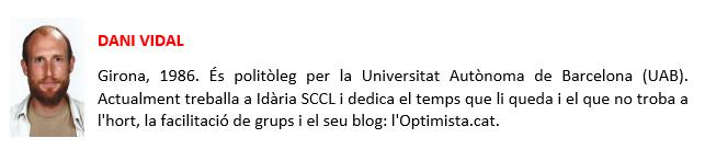 Vidal Daniel - biografia