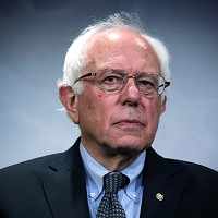 2. Bernie Sanders