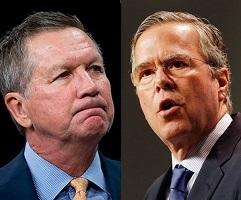 5. Kasich i Bush