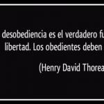 La desobediència civil. Un mètode eficaç?